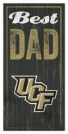 Central Florida Knights Best Dad Sign