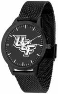 Central Florida Knights Black Dial Mesh Statement Watch