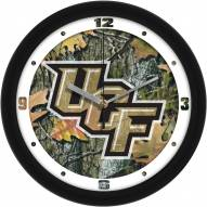 Central Florida Knights Camo Wall Clock