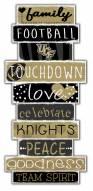 Central Florida Knights Celebrations Stack Sign