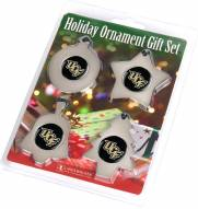Central Florida Knights Christmas Ornament Gift Set