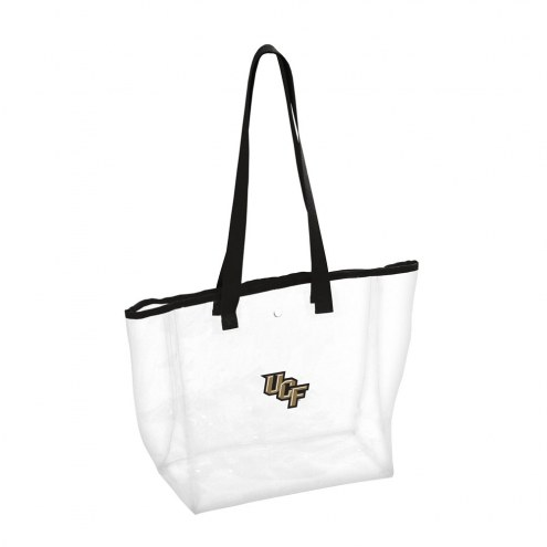 Central Florida Knights Clear Stadium Tote