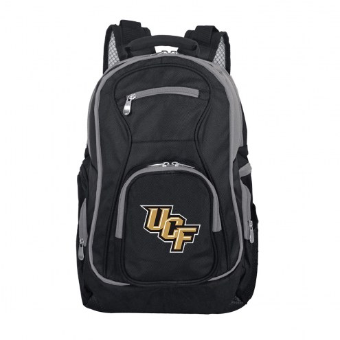 NCAA Central Florida Golden Knights Colored Trim Premium Laptop Backpack