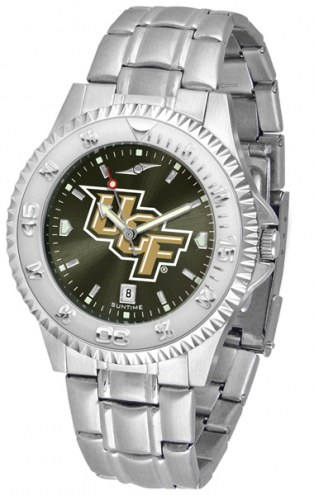 Central Florida Knights Competitor Steel AnoChrome Men's Watch