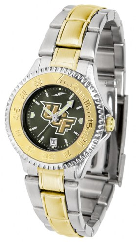 Central Florida Knights Competitor Two-Tone AnoChrome Women's Watch