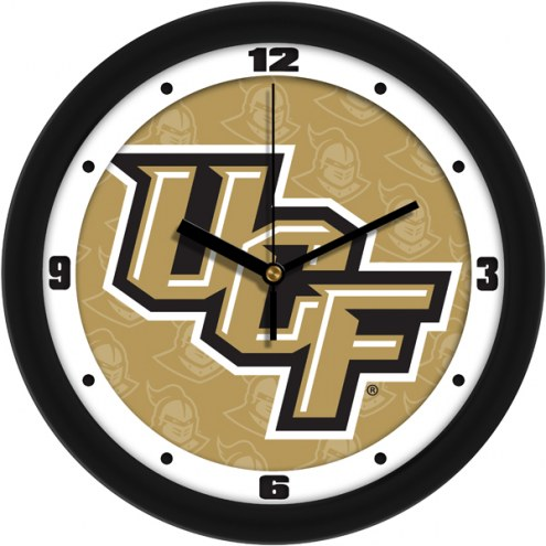 Central Florida Knights Dimension Wall Clock