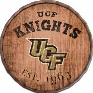 """Central Florida Knights Established Date 16"""" Barrel Top"""