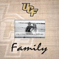 Central Florida Knights Family Picture Frame