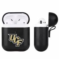 Central Florida Knights Fan Brander Apple Air Pods Leather Case