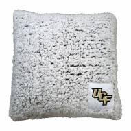 Central Florida Knights Frosty Throw Pillow