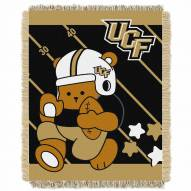 Central Florida Knights Fullback Baby Blanket