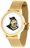 Central Florida Knights Gold Mesh Statement Watch