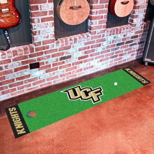 Central Florida Knights Golf Putting Green Mat