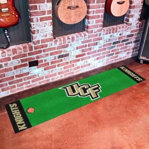 Central Florida Knights Golf Putting Green Mat