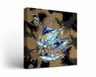 Central Florida Knights Guy Harvey Canvas Wall Art