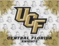 Central Florida Knights Logo Canvas Print