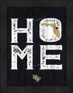 Central Florida Knights Home Away From Home Wall Decor