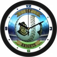 Central Florida Knights Home Run Wall Clock