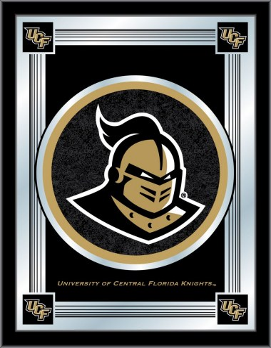 Central Florida Knights Logo Mirror