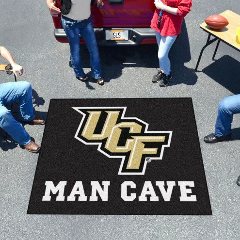 Central Florida Knights Man Cave Tailgate Mat
