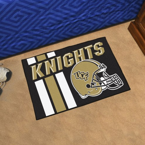 Central Florida Knights NCAA Starter Rug