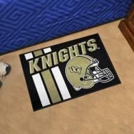 Central Florida Knights NCAA Starter Rug