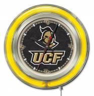 Central Florida Knights Neon Clock
