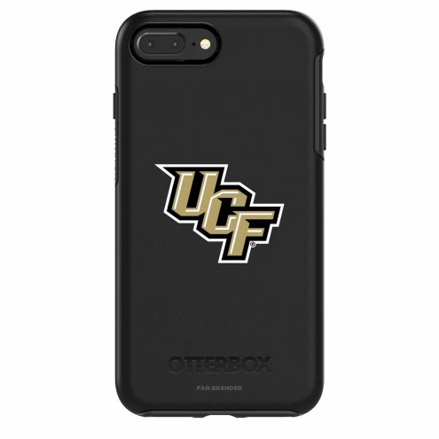 Central Florida Knights OtterBox iPhone 8/7 Symmetry Black Case