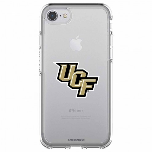 Central Florida Knights OtterBox iPhone 8/7 Symmetry Clear Case