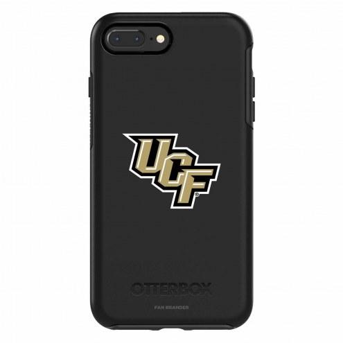 Central Florida Knights OtterBox iPhone 8 Plus/7 Plus Symmetry Black Case