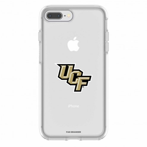 Central Florida Knights OtterBox iPhone 8 Plus/7 Plus Symmetry Clear Case