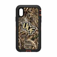 Central Florida Knights OtterBox iPhone XR Defender Realtree Camo Case