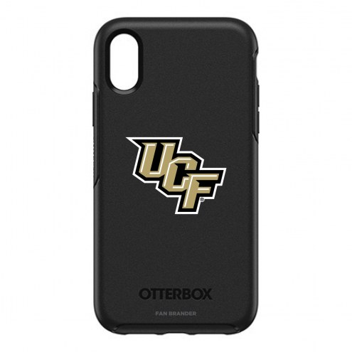 Central Florida Knights OtterBox iPhone XR Symmetry Black Case