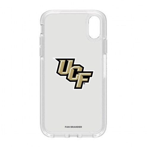 Central Florida Knights OtterBox iPhone XR Symmetry Clear Case