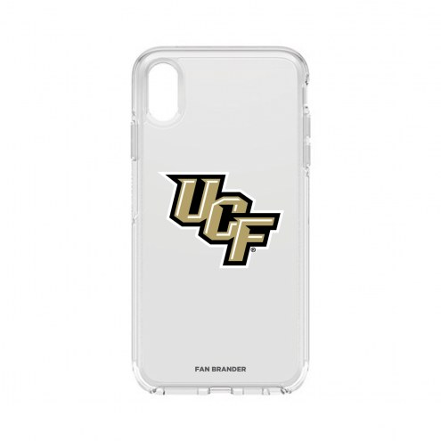 Central Florida Knights OtterBox iPhone XS Max Symmetry Clear Case