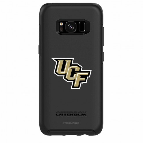 Central Florida Knights OtterBox Samsung Galaxy S8 Symmetry Black Case