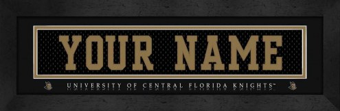 Central Florida Knights Personalized Stitched Jersey Print