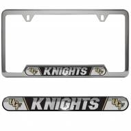 Central Florida Knights License Plate Frame
