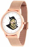 Central Florida Knights Rose Mesh Statement Watch