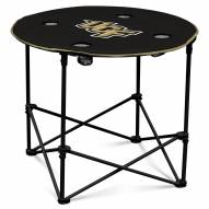 Central Florida Knights Round Folding Table