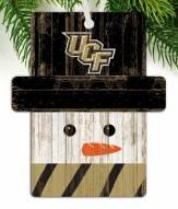 Central Florida Knights Snowman Ornament