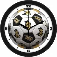 Central Florida Knights Soccer Wall Clock