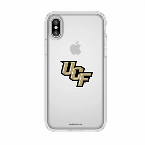 Central Florida Knights Speck iPhone X Presidio Clear Case