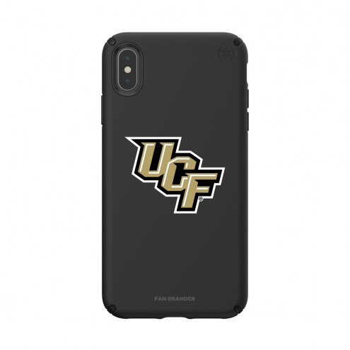 Central Florida Knights Speck iPhone XS Max Presidio Pro Black Case