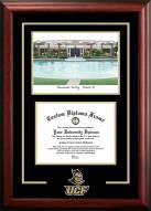 Central Florida Knights Spirit Graduate Diploma Frame