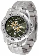 Central Florida Knights Sport Steel AnoChrome Men's Watch