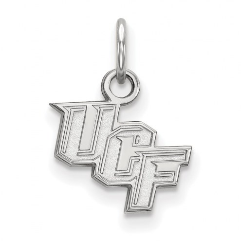 Central Florida Knights Sterling Silver Extra Small Pendant