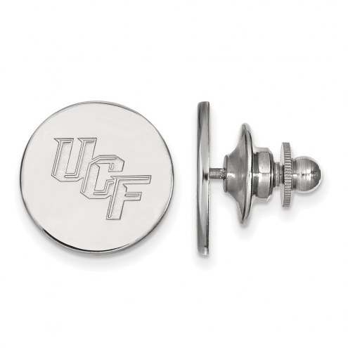 Central Florida Knights Sterling Silver Lapel Pin