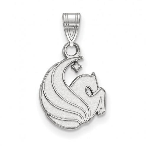 Central Florida Knights Sterling Silver Small Pendant