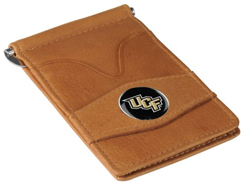Central Florida Knights Tan Player's Wallet